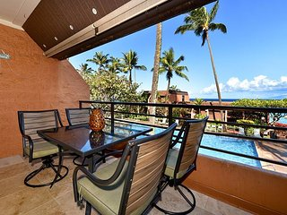 Kuleana 310 Watch the Whales and Dolphins from your Ocean View Lanai