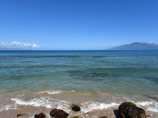 Kaleialoha 401 Gorgeous Mountain View Studio In Oceanfront Low Rise Resort, Lahaina