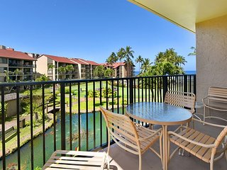 Papakea G301 Wonderful Ocean View 1 Bedroom 1 Bath, Lahaina