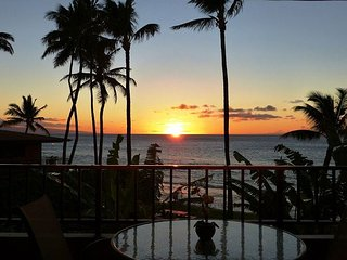 Paki Maui 207 Beautiful Oceanfront 1 Bd/1Ba With Breathtaking Island Views