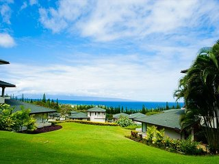 Kapaula Golf Villa 16P- Spacious 2bd with Ocean and Golf views