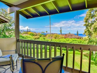 Kaanapali Plantation #59 Peaceful & Quiet, 1 Bedroom 2 Bath, With Ocean Views