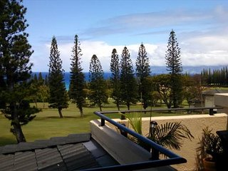 Kapalua Golf Villa 26T1&2 Expansive Ocean, Molokai and Golf Course Views, Lahaina