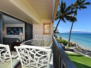 Kaleialoha 205 Watch the Whales and Beautiful Sunsets from this Lanai, Lahaina