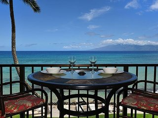 Kaleialoha 309 Beautiful Blue Ocean Front Views!!