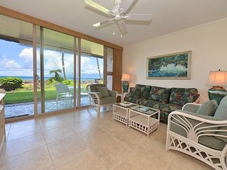 Kulakane 103 Direct Oceanfront - Newly Remodeled - Summer Specials!!!