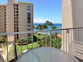 Royal Kahana 618  Beautiful Views Studio $99/nite Summer Special