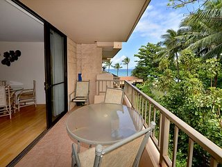 Paki Maui 226 2Bd/2Ba at Ocean Front Resort