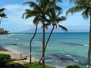 306 - 2b/2b Direct Oceanfront, Lahaina