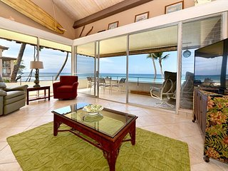 Kulakane 301  Direct Oceanfront - Best Views on West Maui