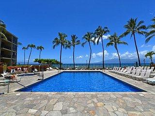 Kaanapali Shores 819  -Family Fun Resort -Spacious 1/1 Beautiful Ocean Views!