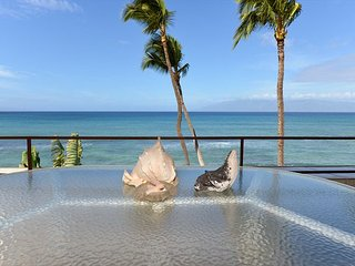 Kulakane 301  Direct Oceanfront - Best Views on West Maui - Summer Specials!