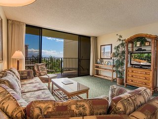 Kaanapali Shores 819  -Family Fun Resort -Spacious 1/1 Beautiful Ocean Views!