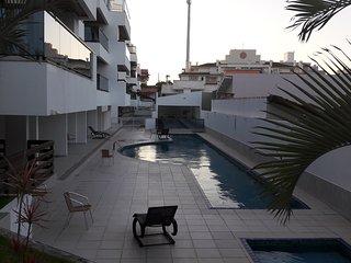 lindo apartamento a 80m da praia