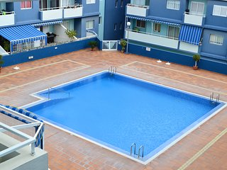 APARTMETN PUERTITO –POOL-NEAR THE SEA-TERRACE-WIFI