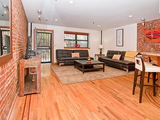 FABULOUS 2 BR/2BA  DUPLEX APARTMENT IN MANHATTAN