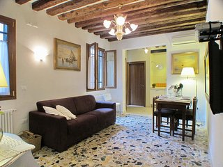 Bright apartment in sestiere Dorsoduro, Free Wifi