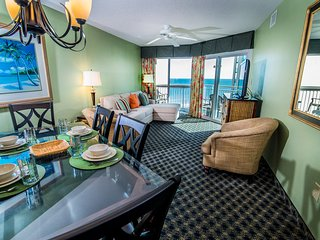 SPECIAL LATE SUMMER RATES!! Ocean View w/3 Awesome Indoor Water Parks!