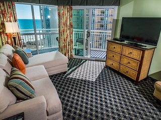 3BR w/Great Ocean View! -Best  Indoor Water Parks plus Outdoor Pools!!