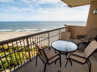 Oceanfront Luxury Suite. Upgraded Wi-Fi & Cable. Professionally Designed.
