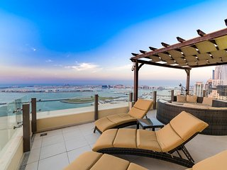 Amazing penthouse heart of Jumeirah  Beach Walk