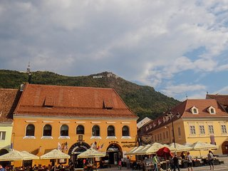 Balcescu Apartment 1 in Historic Centre, Brasov