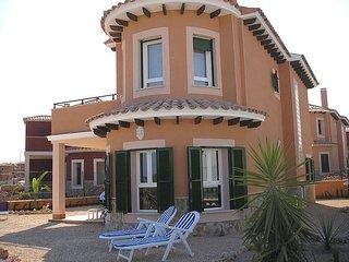 villa Solvina, Cala Murada