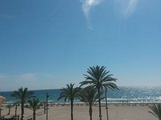fantástico apartamento en primera linea, San Juan de Alicante