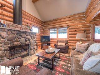 Big Sky Resort   Powder Ridge Cabin 7 Moose Ridge