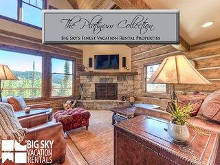 Big Sky Resort | Powder Ridge Cabin 8 Oglala