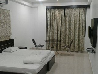 Luxury A/C Rooms Accommodation., Hyderabad