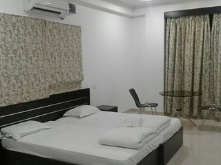 Luxury A/C Rooms Accommodation.