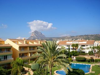 Javea | spacious Holiday Apartment | nearby the beach | pool | 2 bedr | 4 pers.