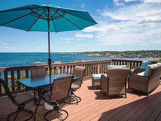 Breathtaking views will keep you riveted to your lounge chair., Rockport