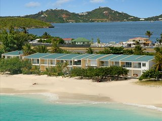 Sur Mer at Simpson Bay, Saint Maarten - Beachfront Gated Community, Pool