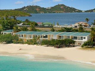 Sur Mer at Simpson Bay, Saint Maarten - Beachfront Gated Community, Pool