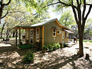 Le Petit at Lonesome Dove Cottages ~ RA134529, Canyon Lake