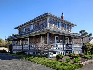 Experience this beautiful and classic home in the heart of Seaside, Oregon!