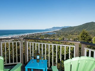 A beautiful home overlooking Rockaway w/ sleeping for 6 & amazing views!
