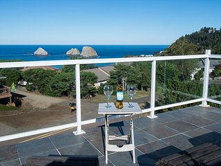 Enjoy Oceanside in paradise at this pet friendly home w/ amazing views!
