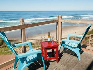 Oceanfront dream in Lincoln City!