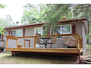 Cabin #1, Cozy cabin on Island Lake,Park Rapids.Great amenities and Great price!