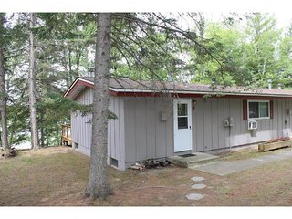 Cabin #3 Cozy cabin on Island Lake,Park Rapids.Great amenities and Great price!