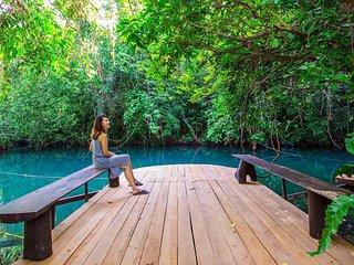 Pooltara Family Villa, the hidden paradise in Khao Thong.