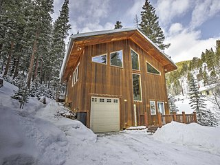 Creekside Dumont Home w/Deck  - Mountain Paradise!