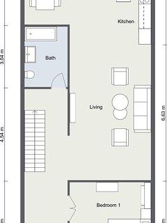 Floor Plan Main Level