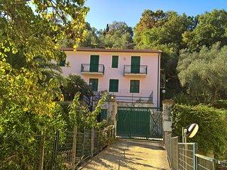 CENTRAL LIGURIAN VILLA, Riva Trigoso