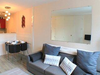 Jonquille 2C - Central one bedroom apartment, Chamonix