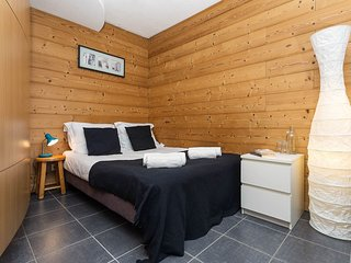 Chamois Blanc 7 - Compact apartment offering fantastic views of the whole valley, Chamonix