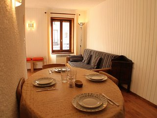 Relais de Poste - Large studio in fantastic central location, Chamonix